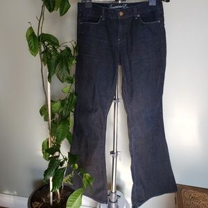 American Eagle Real Flare Jeans